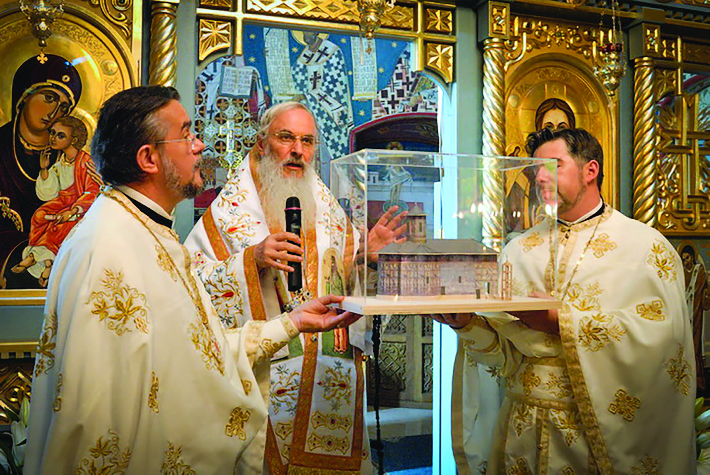 O nouă biserică ortodoxă românească în Viena