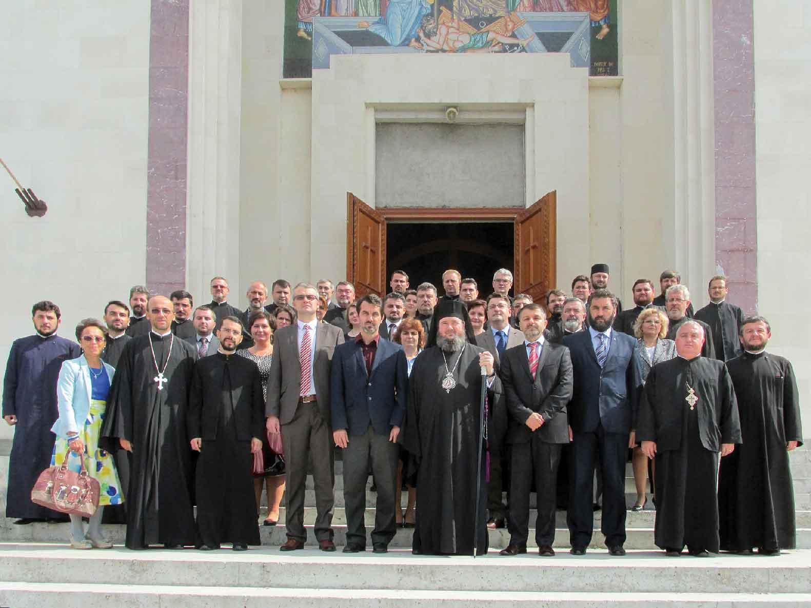 Consfătuirea națională a inspectorilor de religie