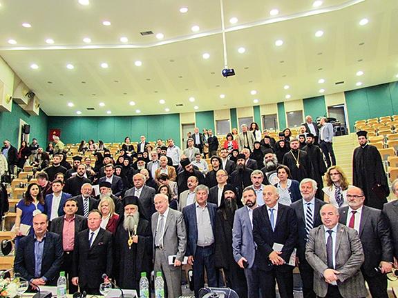 Conferință internațională în Sparta, Grecia