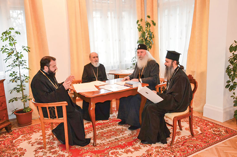 Sinod mitropolitan la Timișoara