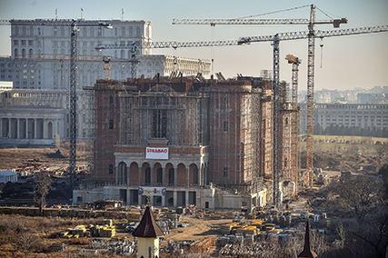 Doar 37,9% din locașurile de cult construite după 1989 în România aparţin Bisericii Ortodoxe Române