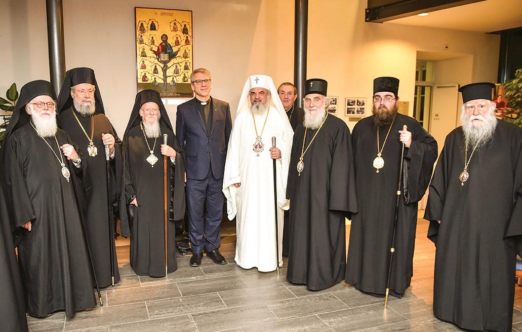 Cuvântul Patriarhului României la Institutul de la Bossey