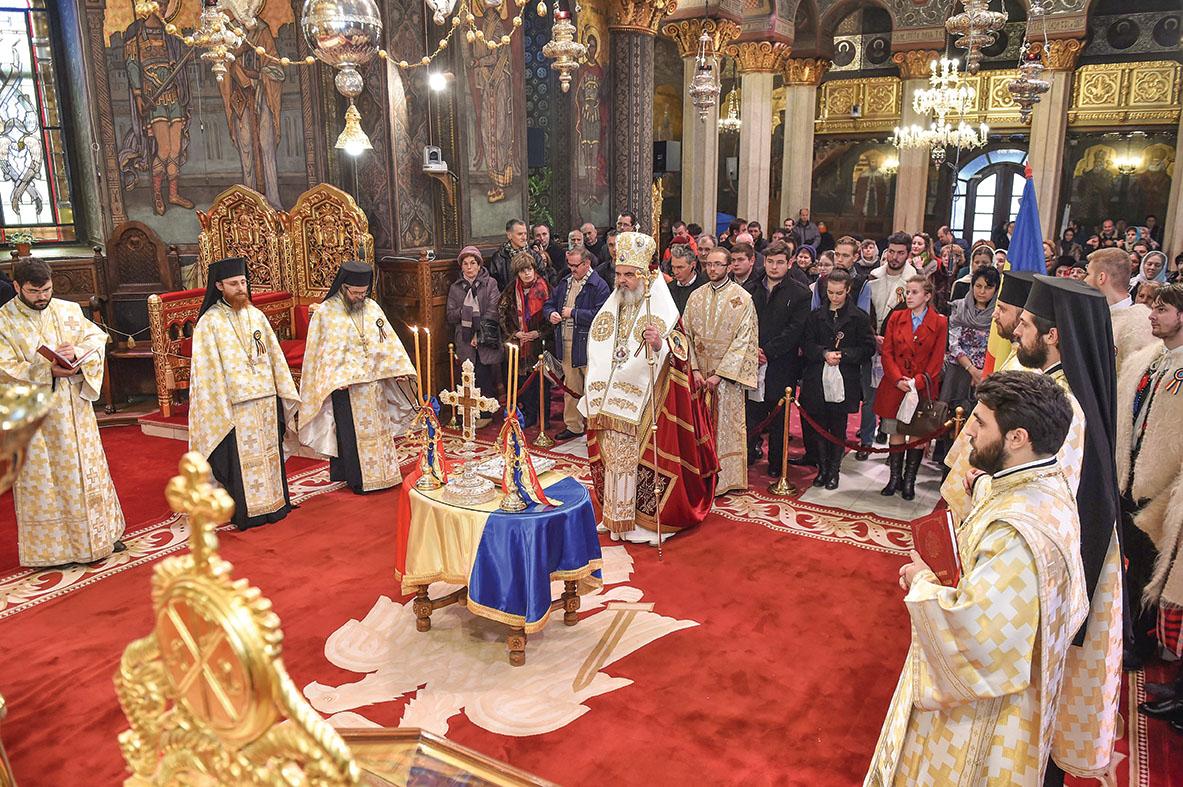 Rugăciune de mulțumire la Ziua Națională a României