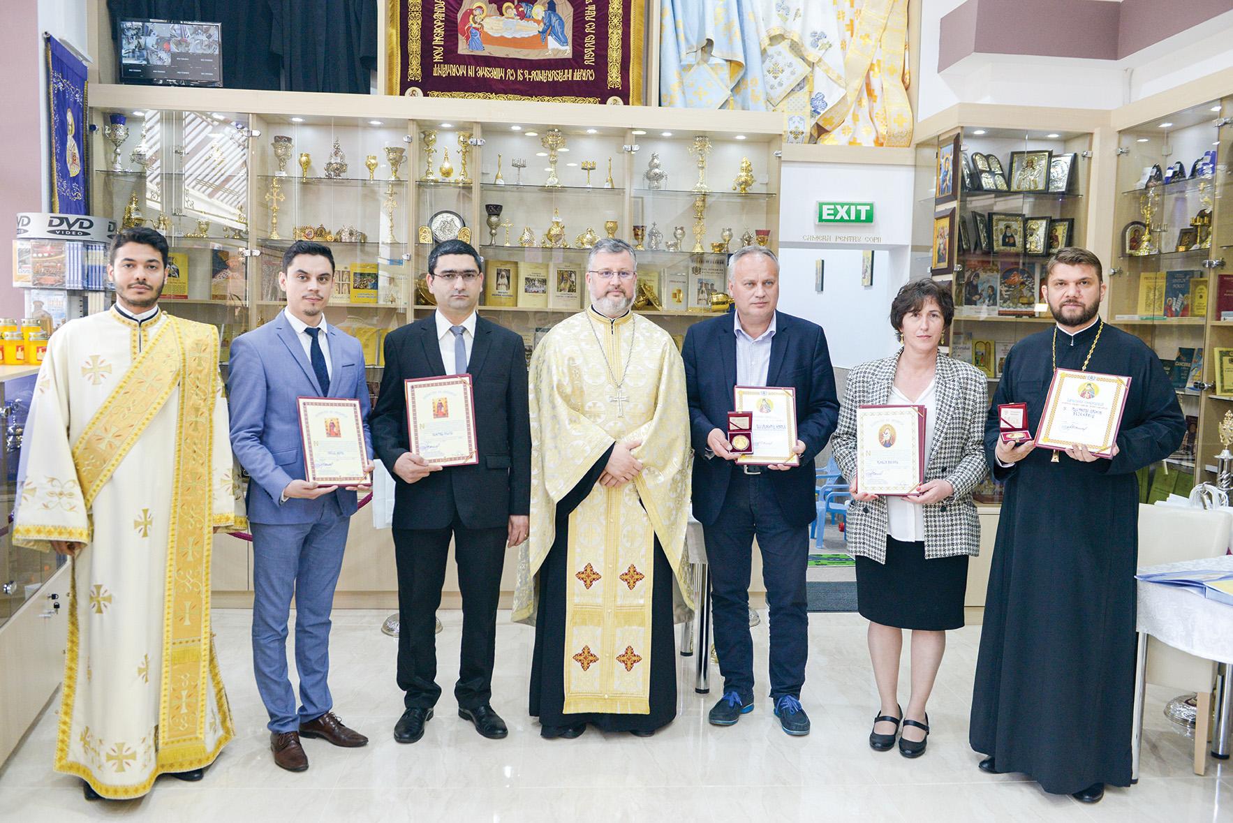 Nou magazin de obiecte bisericeşti în Capitală