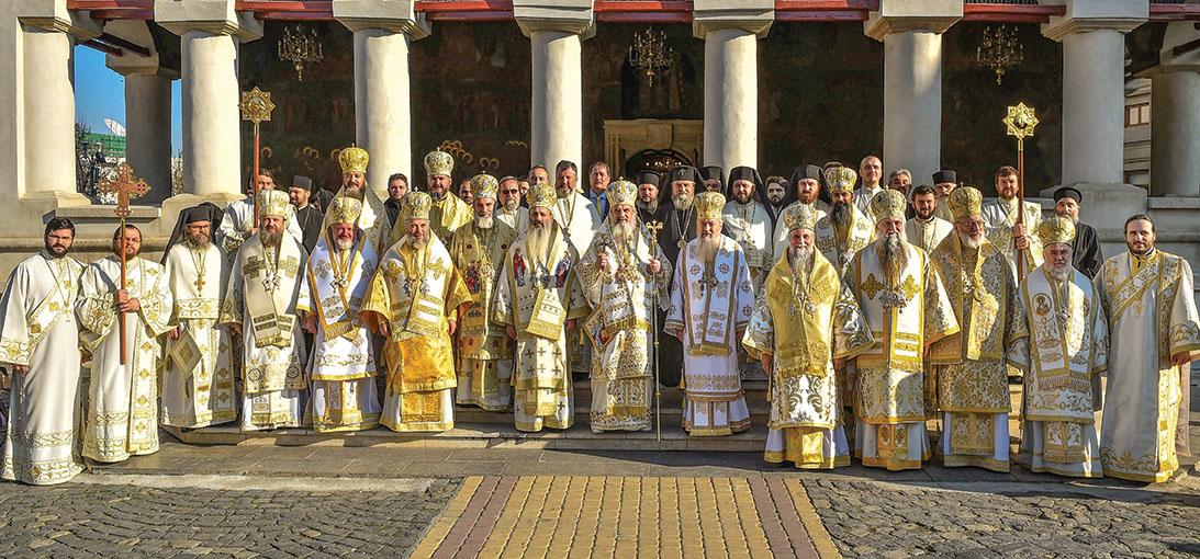 Ziua onomastică a Patriarhului României