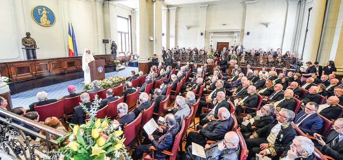 Un far al ştiinţei şi culturii româneşti