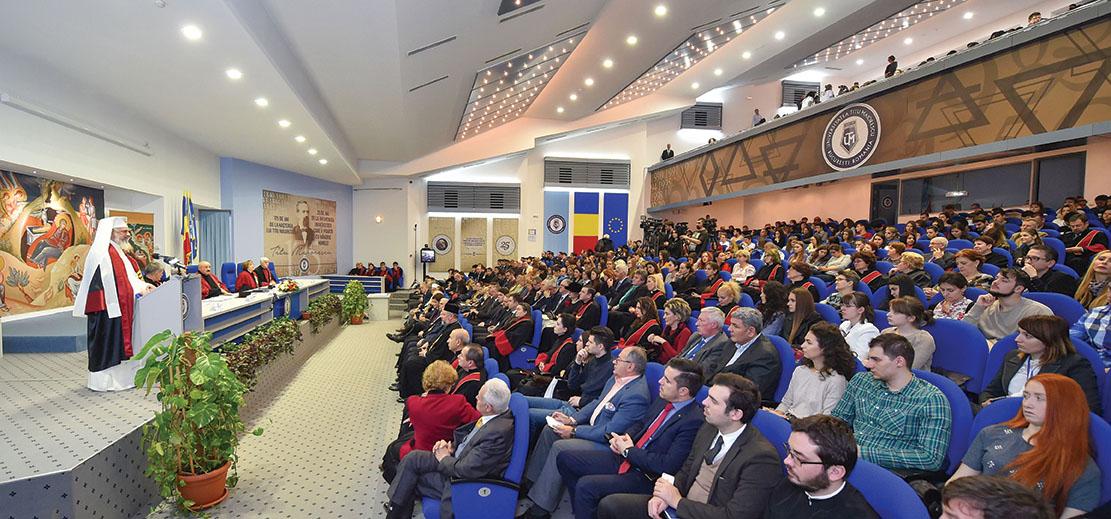 Distincţie academică pentru Patriarhul României