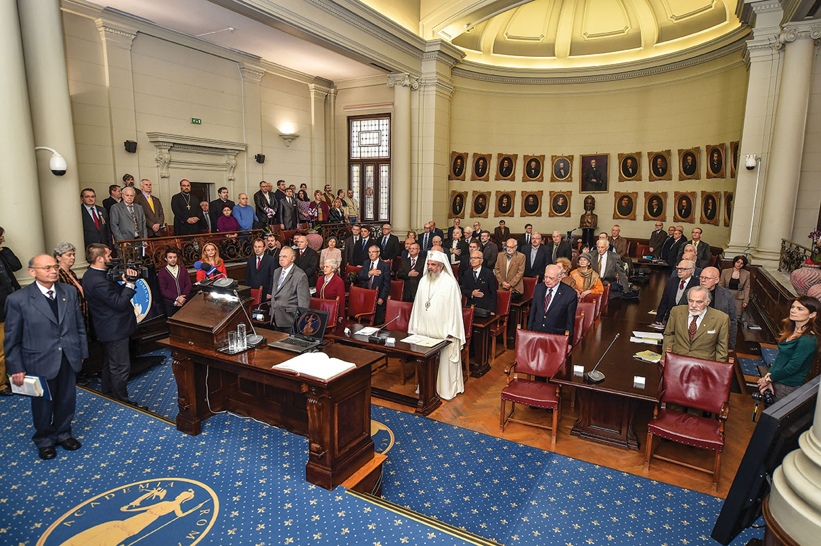 Sesiune solemnă dedicată Marii Uniri la Academia Română