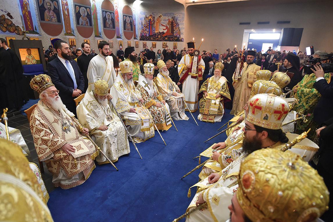 Sinaxa întâistătătorilor Bisericilor Ortodoxe autocefale
