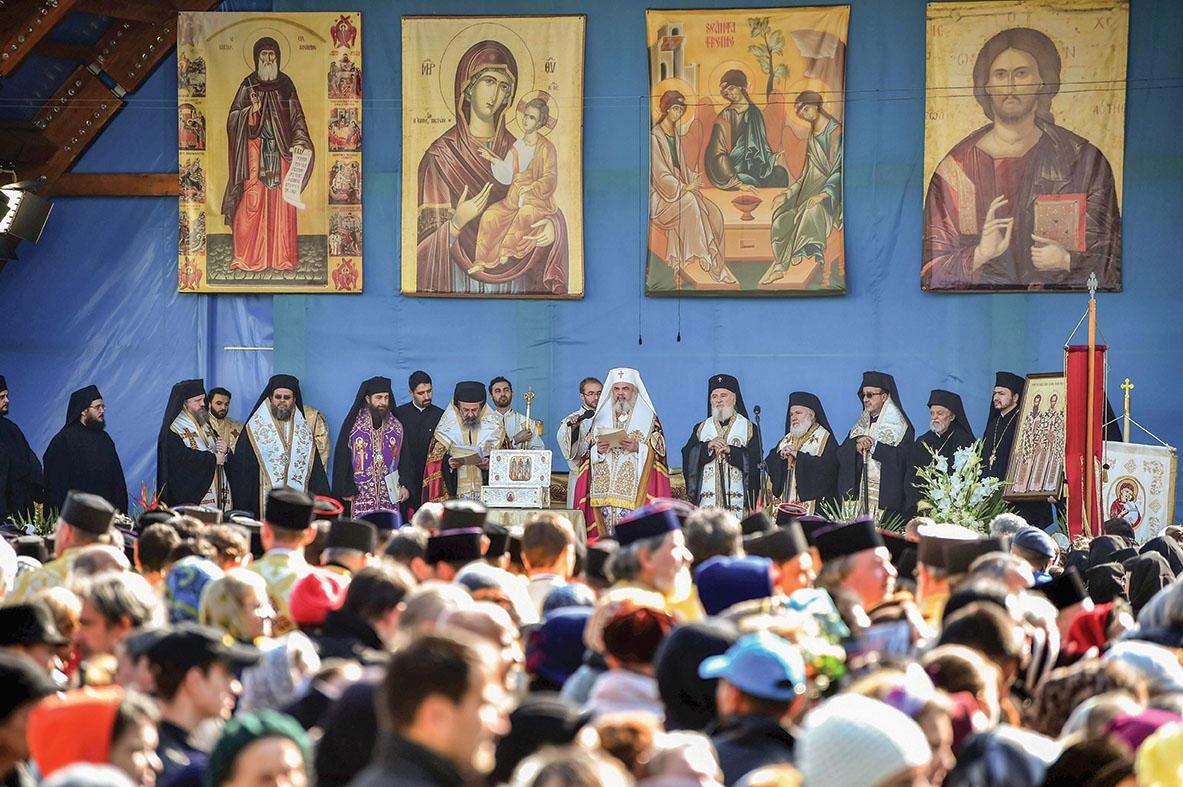 Manifestări prilejuite de sărbătoarea Sfântului Cuvios Dimitrie cel Nou, Ocrotitorul Bucureştilor