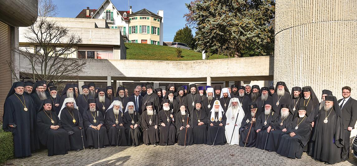 """""""Un eveniment important pentru a dezvolta practica sinodalităţii la nivel panortodox"""""""