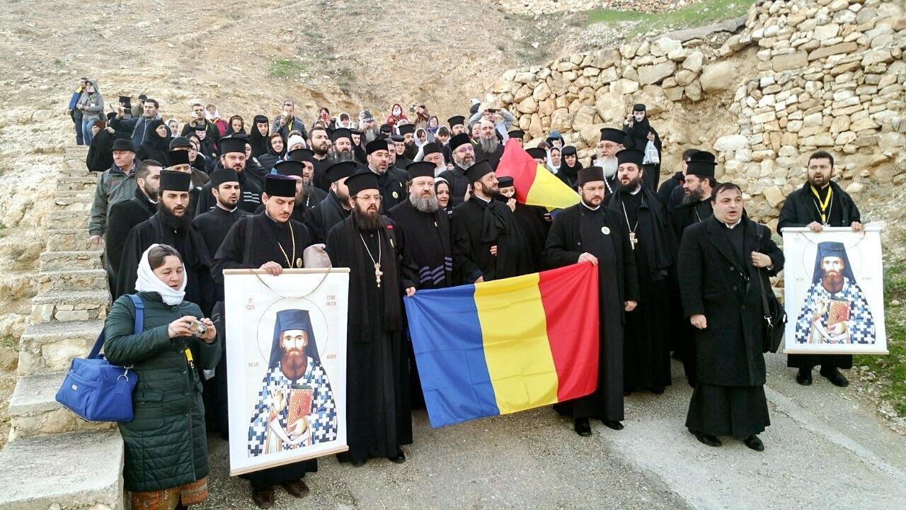 Proclamarea canonizării Sfântului Ioan Iacob în Patriarhia Ierusalimului