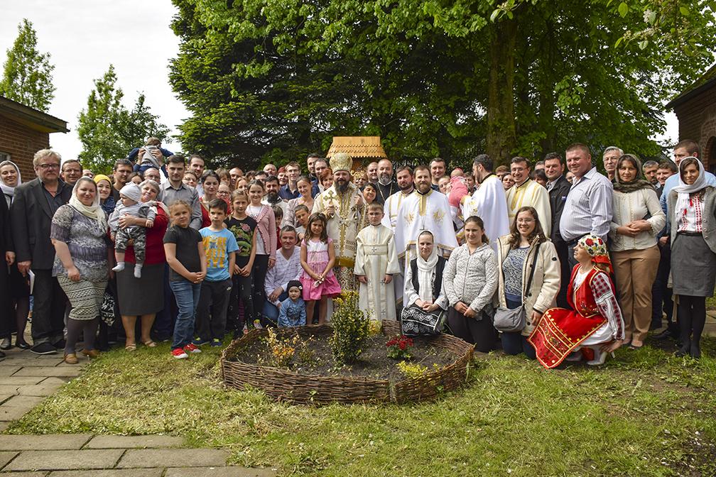 Întrunirea tinerilor ortodocși din Europa de Nord