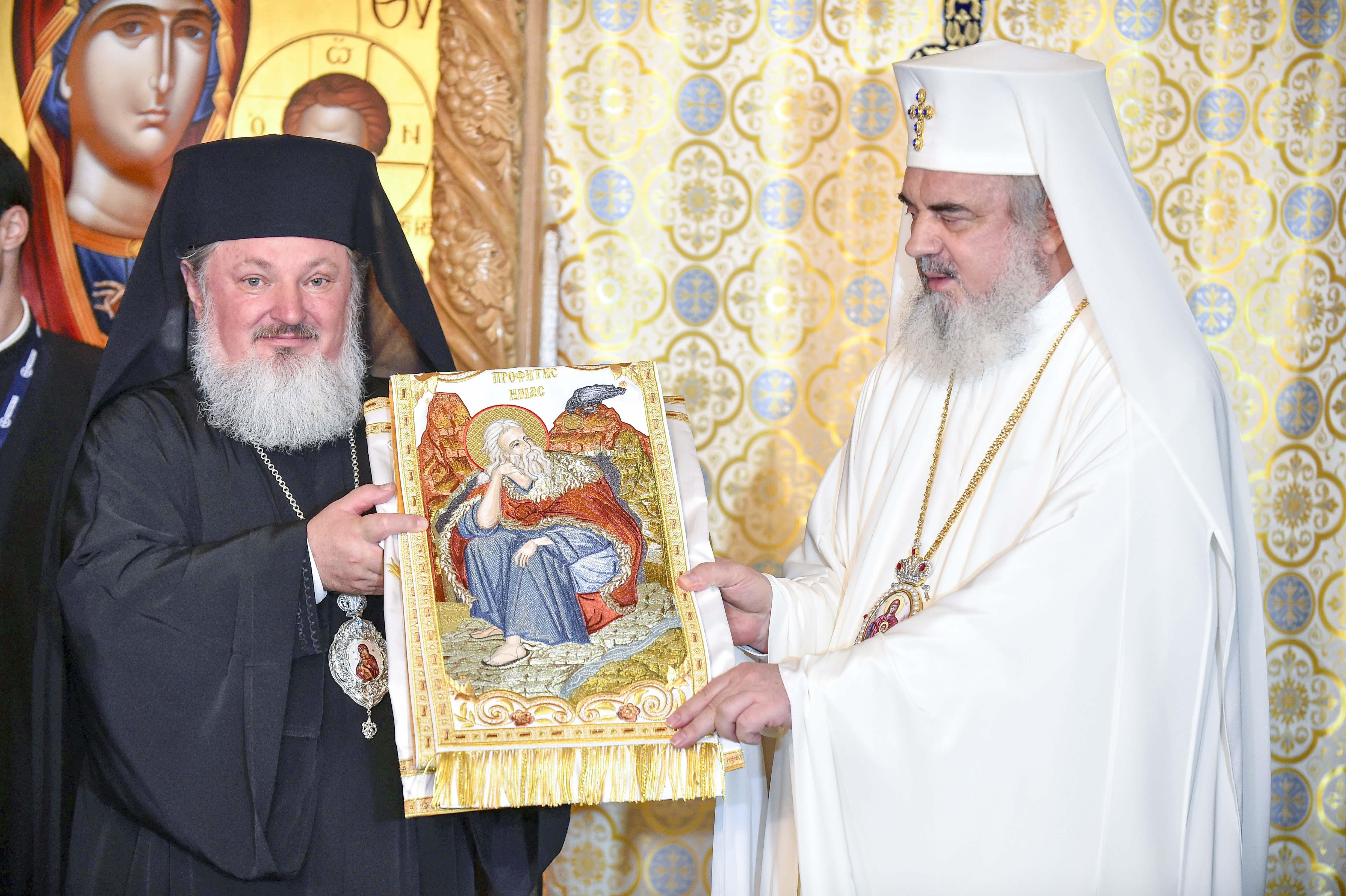 Patriarhul României, sărbătorit la 65 de ani de viaţă