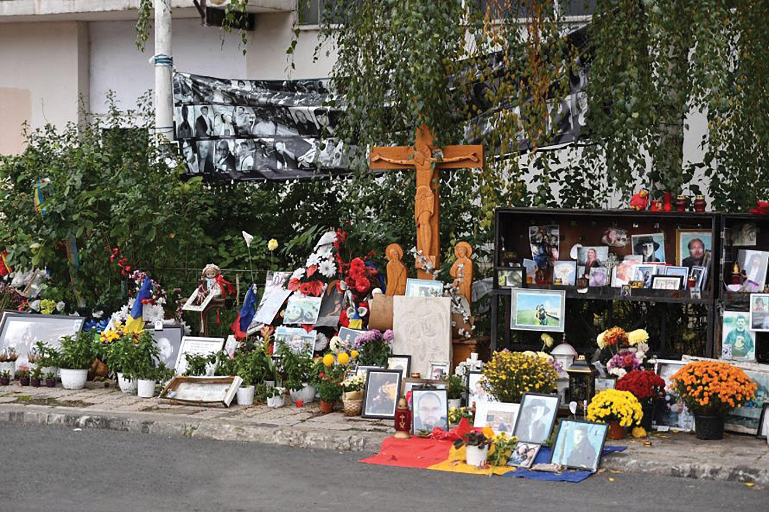 Mesaj de consolare şi comuniune la un an de la tragedia din Clubul Colectiv