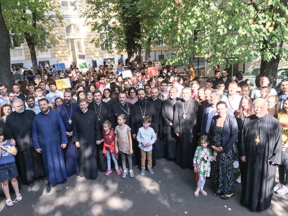 Întâlnirea tinerilor ortodocși din Austria