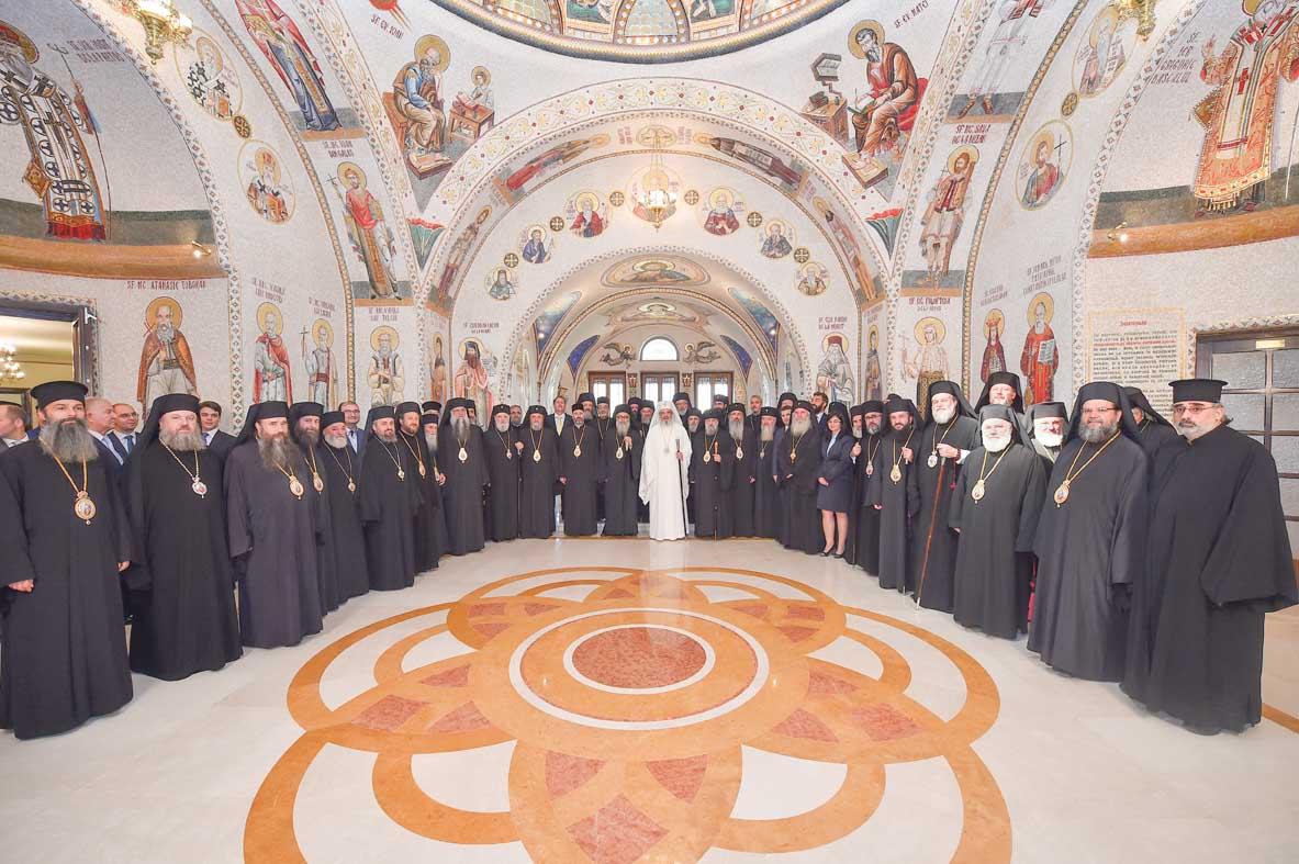 Patriarhul României a sărbătorit 9 ani de la întronizare