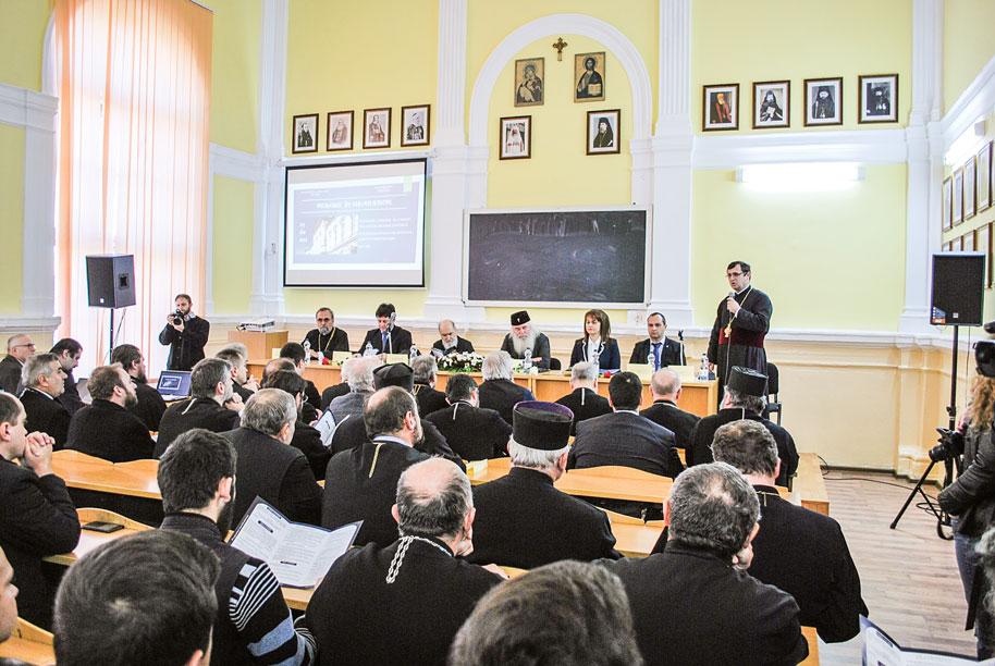 """Facultatea de Teologie Ortodoxă """"Ilarion V. Felea"""" din cadrul Universității """"Aurel Vlaicu"""" din Arad la moment aniversar – 25 de ani de existență"""
