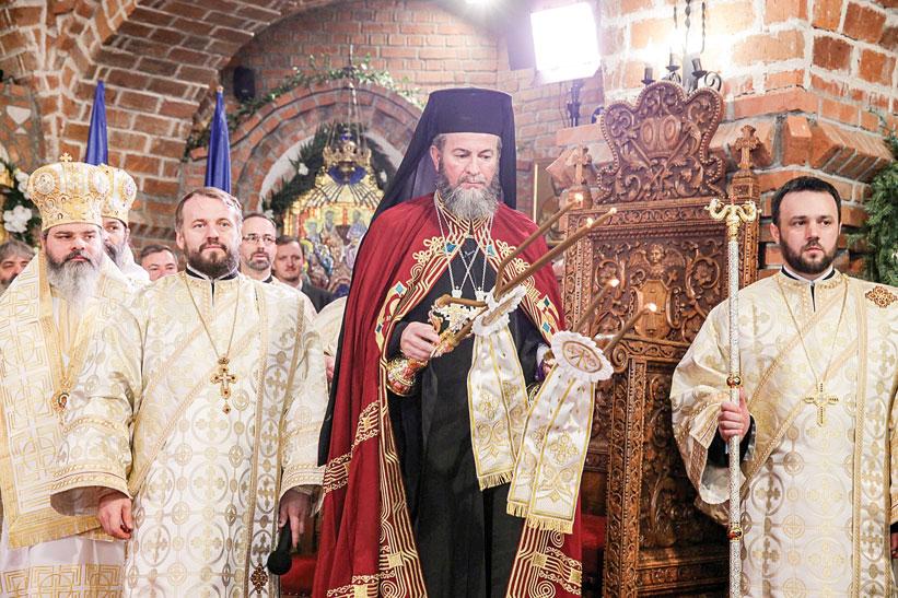 Alegerea și întronizarea noului Episcop al Maramureșului și Sătmarului