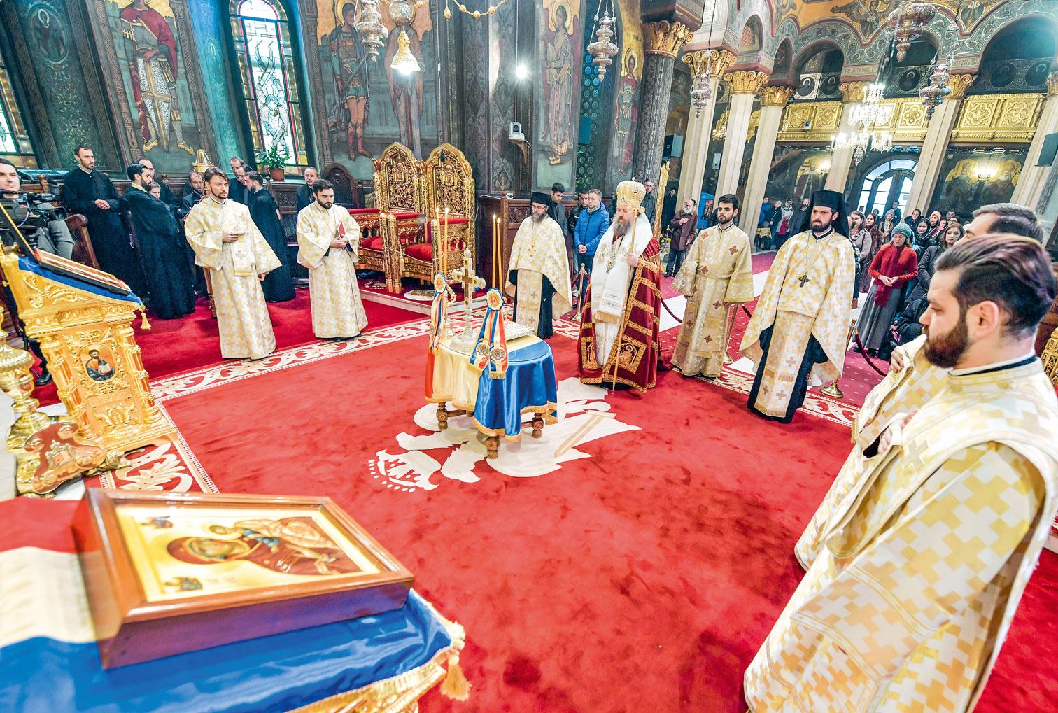 Mulțumire adusă lui Dumnezeu de Ziua Națională a României