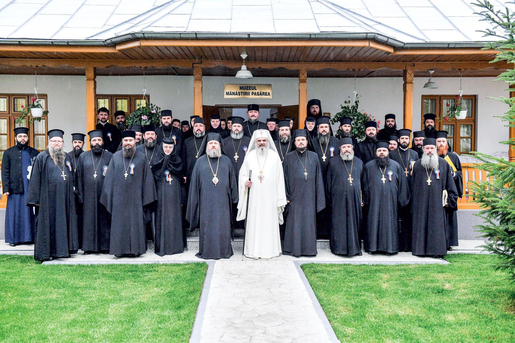 Sinaxa monahală a Arhiepiscopiei Bucureștilor