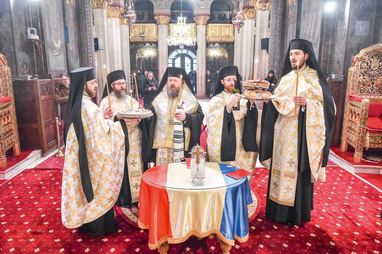 Pomenirea eroilor din decembrie 1989 la Catedrala Patriarhală