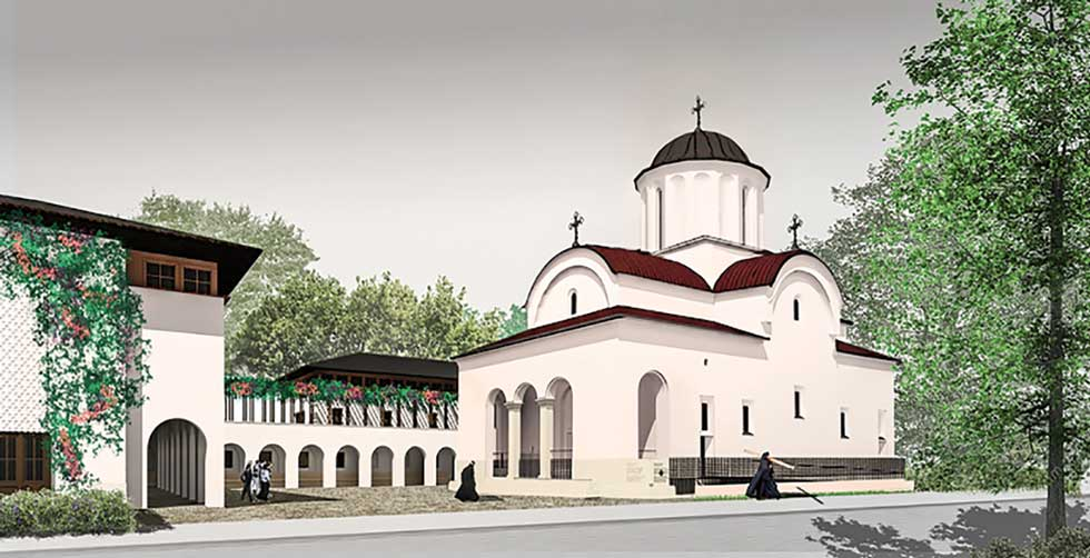 Reîncep lucrările la Centrul Bisericesc München