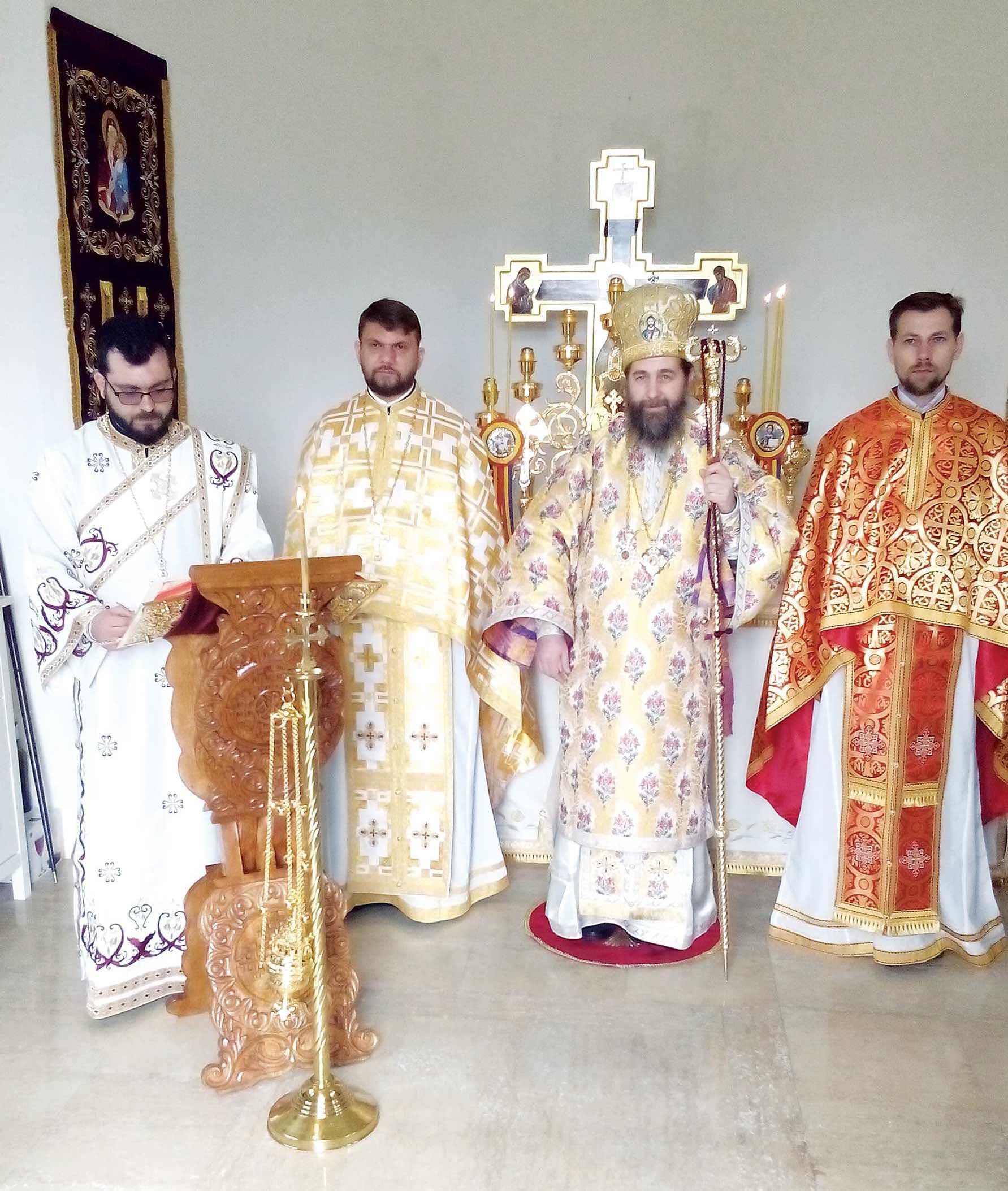 Inaugurarea Parohiei Ortodoxe Românești din Zagreb