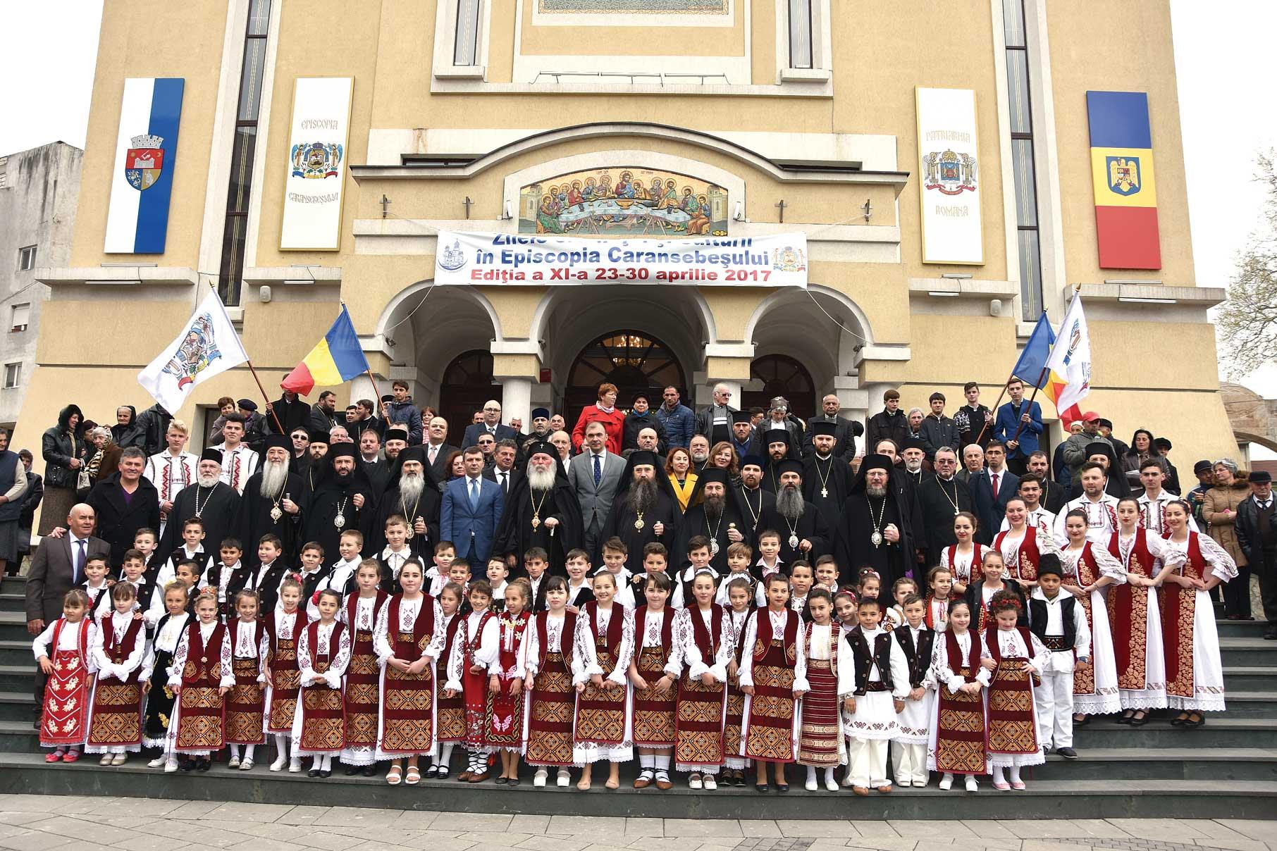 Zilele Credinței și Culturii în Caraș-Severin