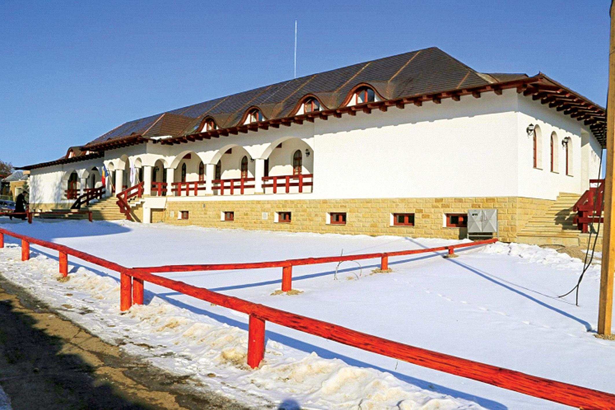 A fost inaugurat sediul Centrului eparhial Suceava