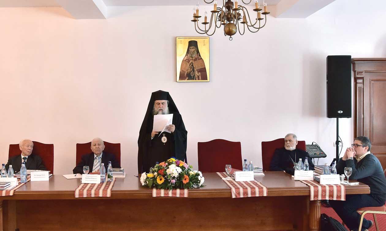 Simpozion dedicat Patriarhului Justininan la Râmnicu Vâlcea