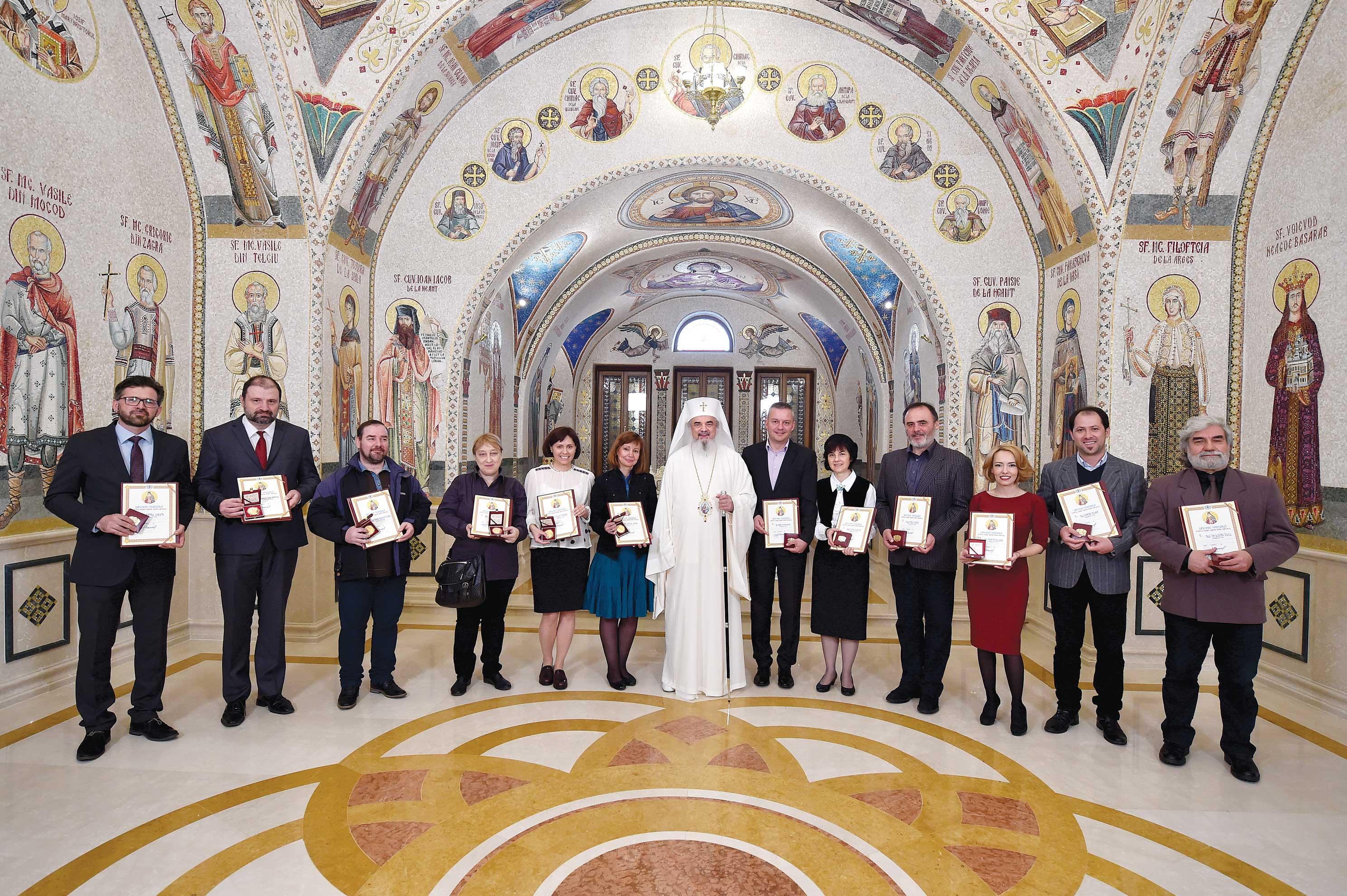 Distincții pentru jurnaliști creștini