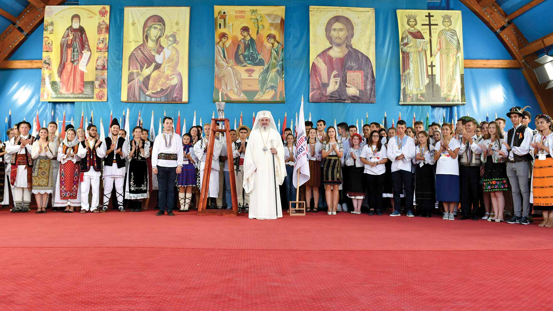Educația creștină a tinerilor pentru cultivarea credinței ca lumină a vieții / Educating Christian youth to cultivate faith as light of life