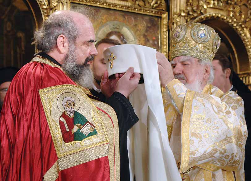 Alegerea și întronizarea celui de-al șaselea Patriarh al românilor / The election and enthronement of the sixth Patriarch of the Romanians