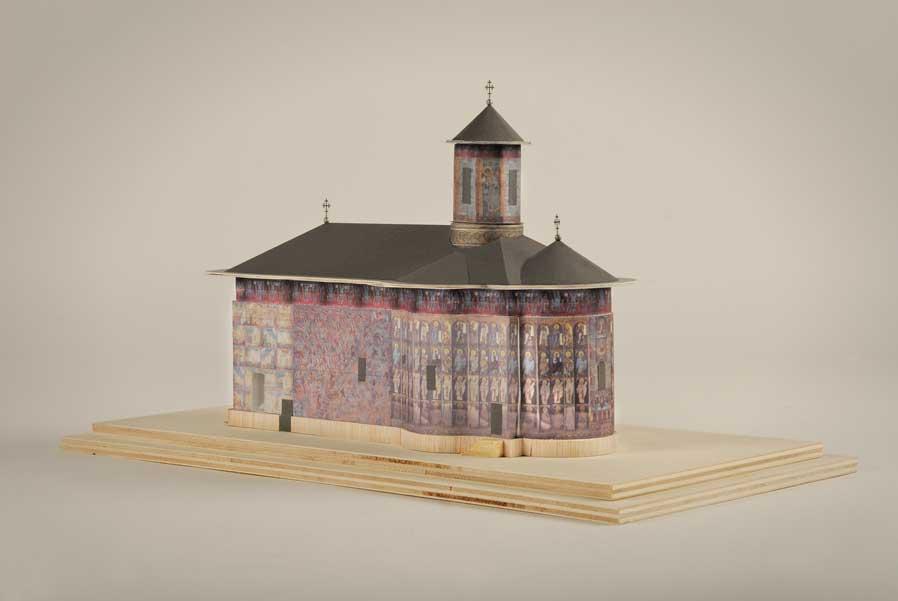 O biserică românească va fi construită în Viena