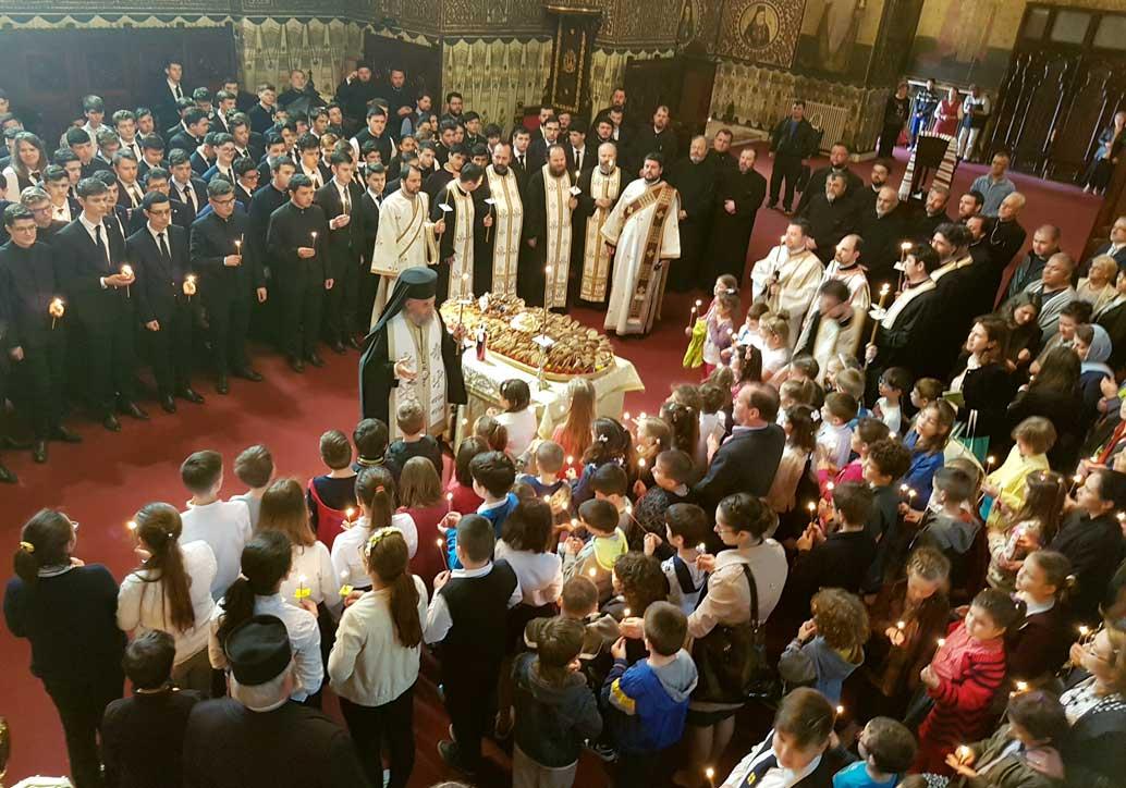 Comemorarea Episcopului Melchisedec Ştefănescu la Galaţi şi Bacău