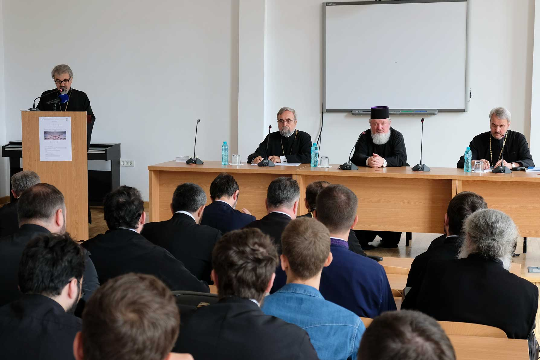 Seminar pe tema Sinodului din Creta