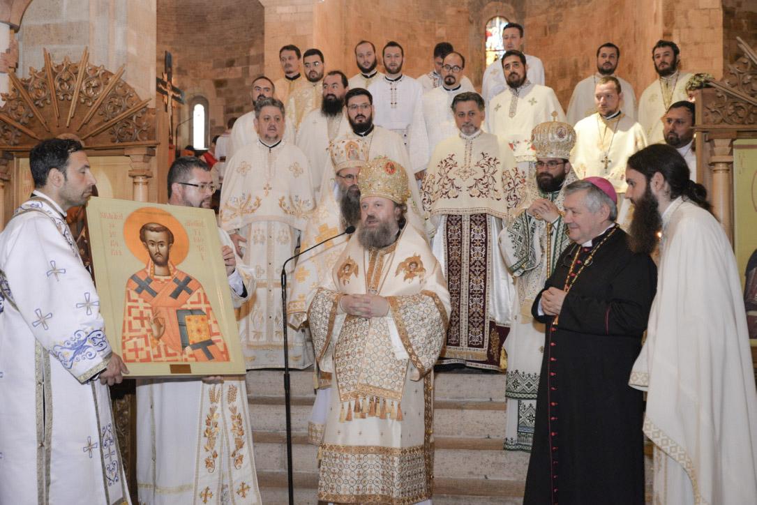 Sărbătoarea Sfântului  Apostol Timotei la Termoli, Italia
