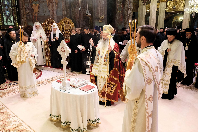 Te Deum aniversar în Catedrala Patriarhală