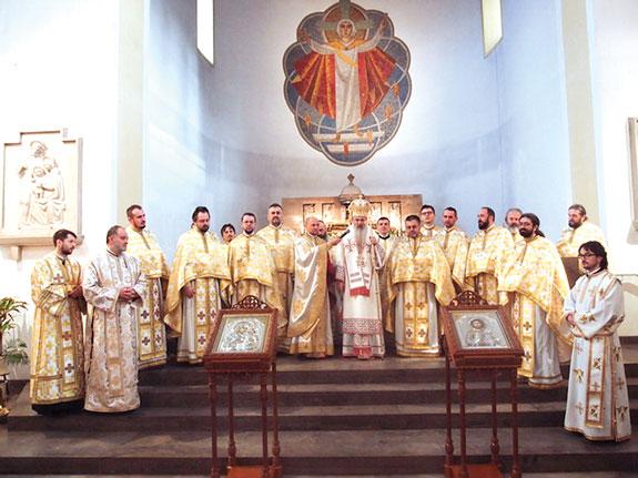 Două decenii  de misiune ortodoxă