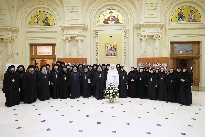 Sinaxă monahală în Arhiepiscopia Bucureștilor