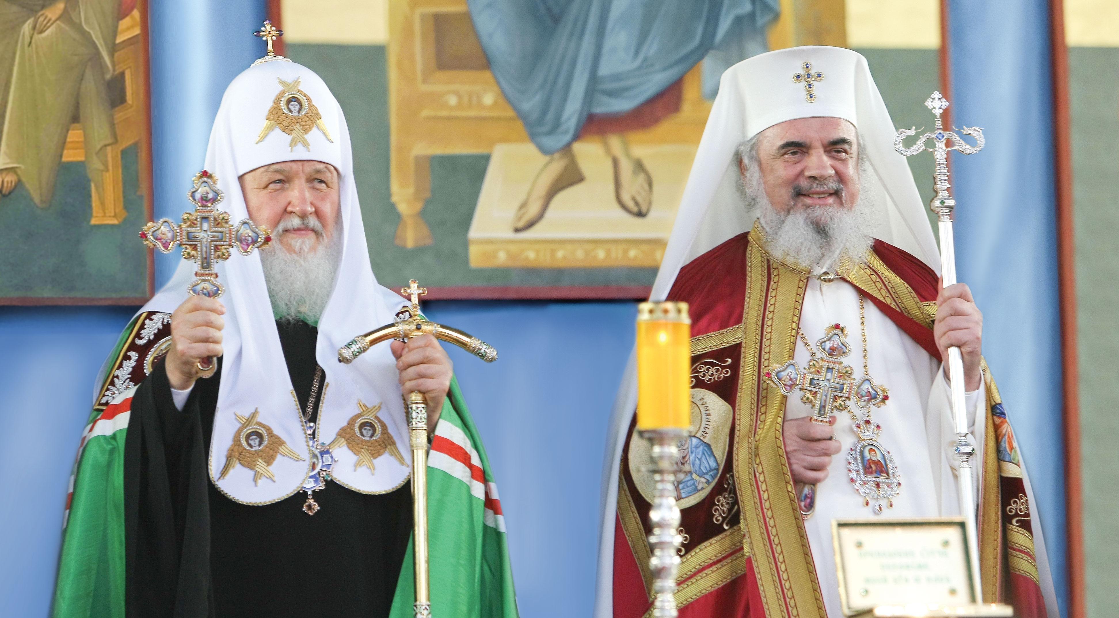 Sărbătoarea Ocrotitorului Catedralei Patriarhale și al Bucureștilor