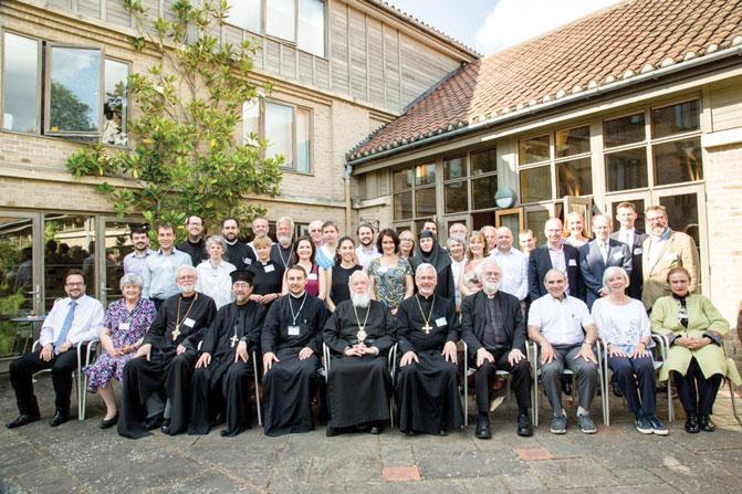 Institutul Ortodox din Cambridge, după două decenii