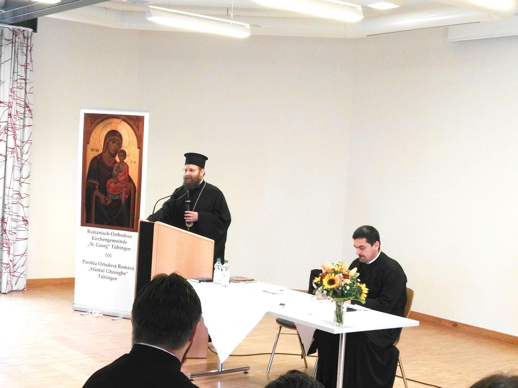 Întâlnire  a tinerilor ortodocși români din Germania
