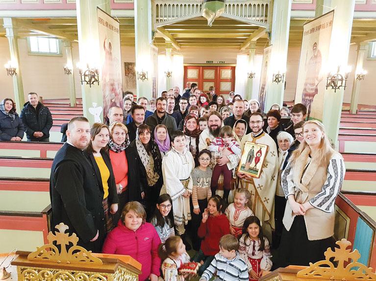 Un nou locaș de cult pentru românii din Norvegia