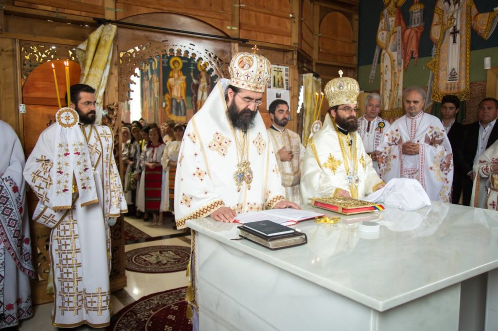 A fost sfințită o nouă biserică românească în Spania