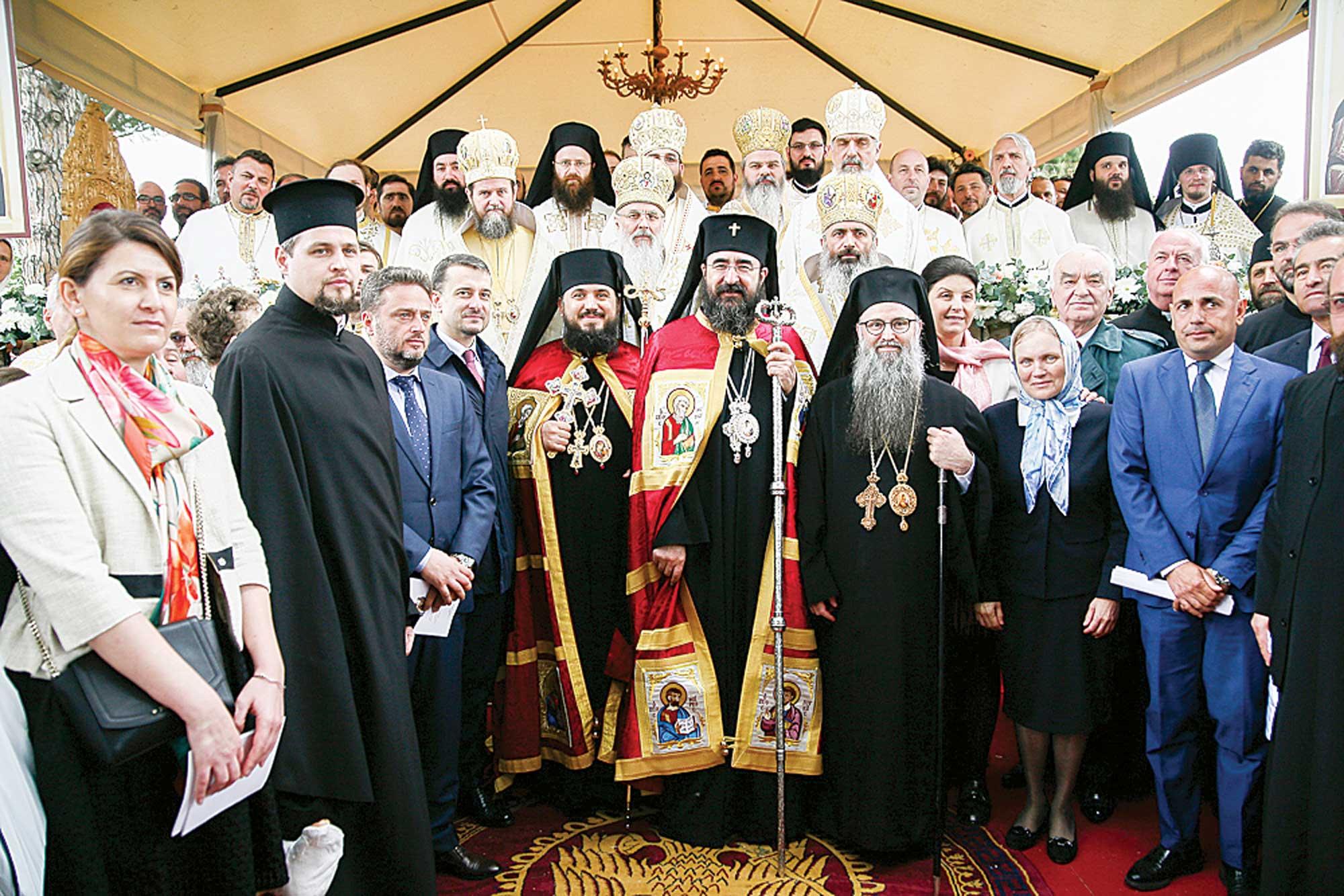 Un nou arhiereu-vicar pentru românii din Italia