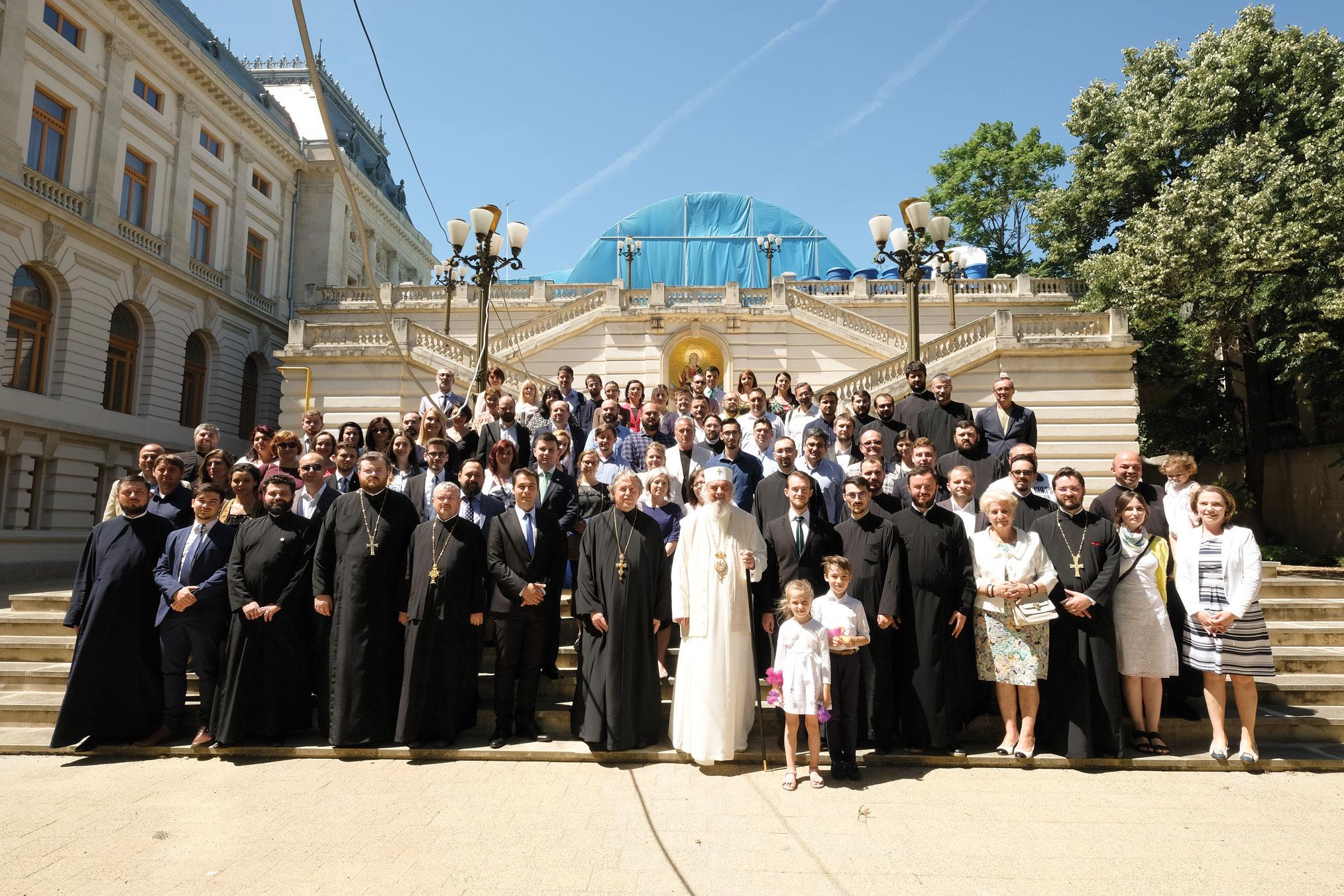 Sărbătoarea jurnaliștilor Patriarhiei Române